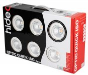 Optic Quick ISO 6-pack 2700K