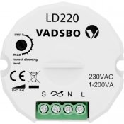 Vadsbo dosdimmer LD 220 1-200W