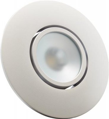 One App LED Tilt 3,6W Vit